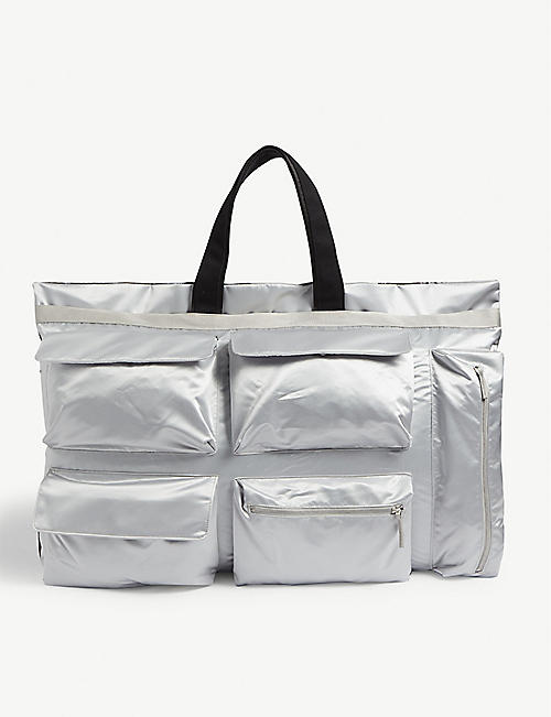 EASTPAK Raf Simons Punk boy poster tote bag