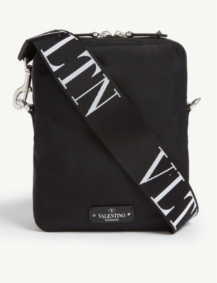 VALENTINO VLTN nylon cross-body bag