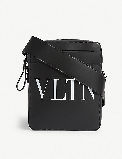 VALENTINO Leather Reporter bag