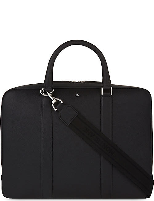 MONTBLANC Meisterstück Soft Grain leather document case