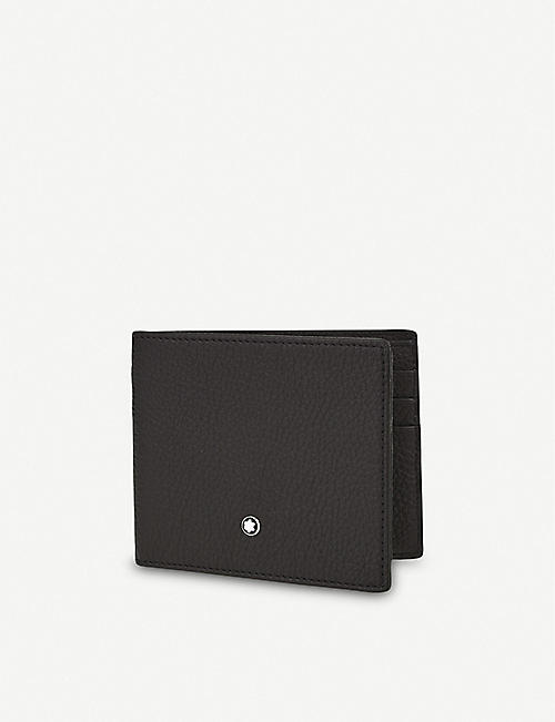 28e19394b95 MONTBLANC Meisterstück Soft Grain leather wallet