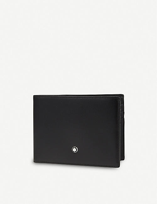 MONTBLANC Leather billfold wallet