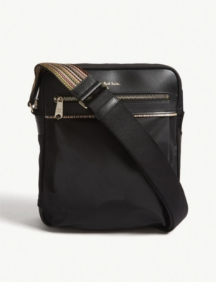 PAUL SMITH ACCESSORIES Function nylon cross-body bag