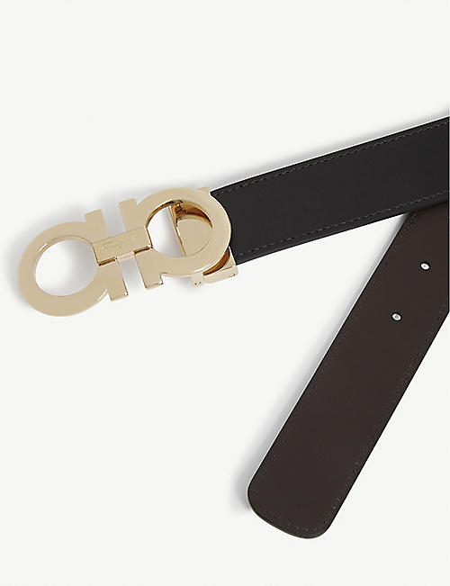 SALVATORE FERRAGAMO - Belts - Accessories - Mens