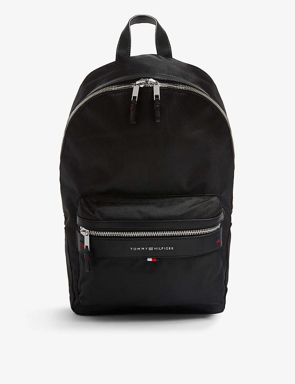 8f7ec933ef9e9 TOMMY HILFIGER - Elevated nylon backpack