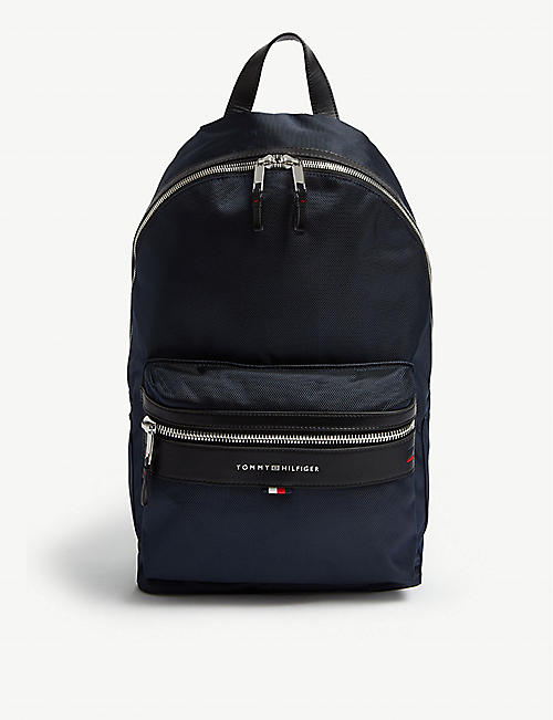 4b86dacbfde7 TOMMY HILFIGER Elevated nylon backpack