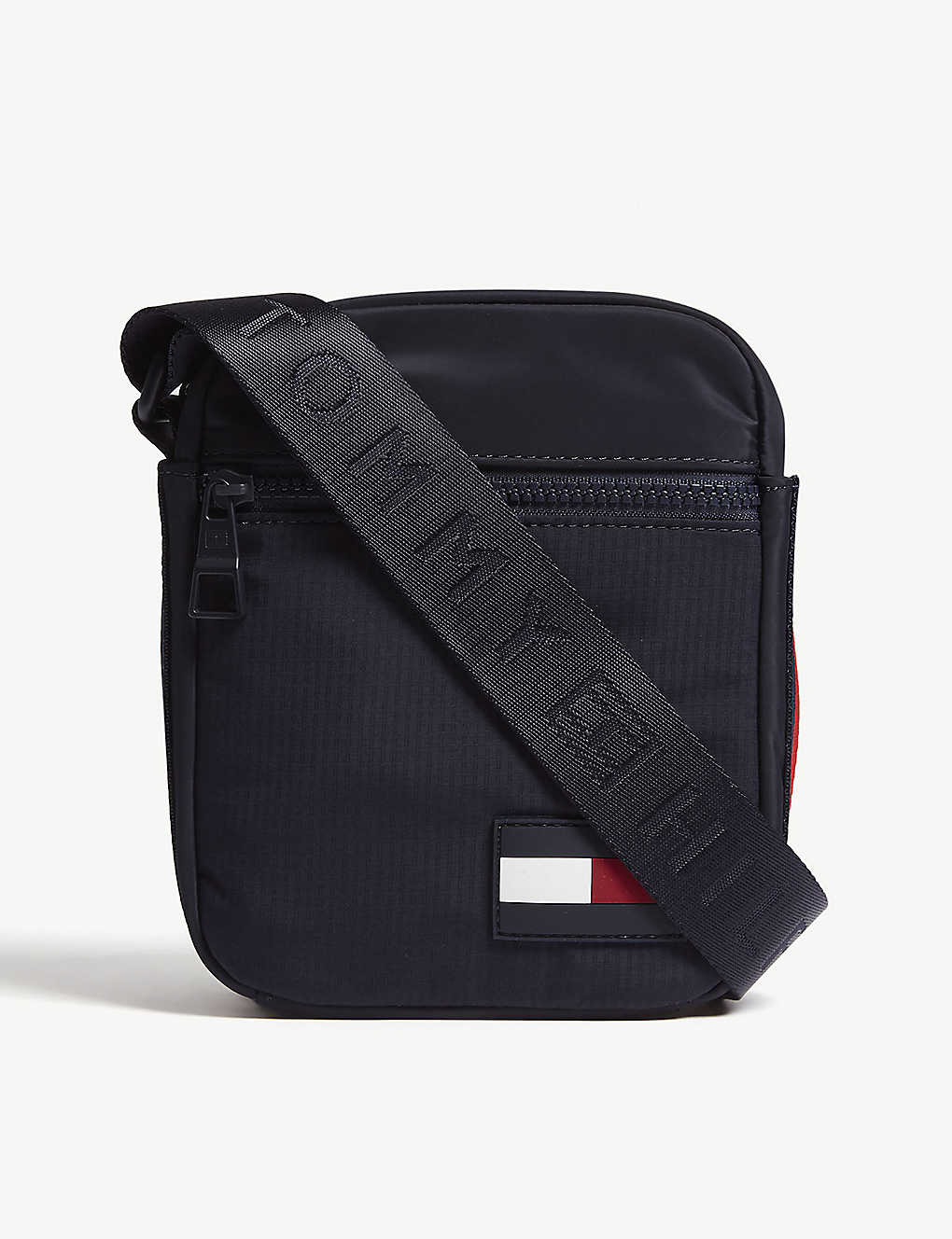 0720a06d08 TOMMY HILFIGER - Logo nylon messenger bag | Selfridges.com