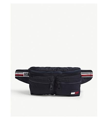 ea456a48 TOMMY HILFIGER - Logo nylon belt bag | Selfridges.com