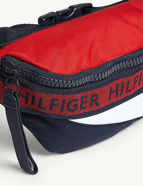 TOMMY HILFIGER Logo nylon belt bag