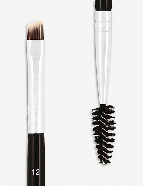 ANASTASIA BEVERLY HILLS Duo brush #12 eyebrow brush