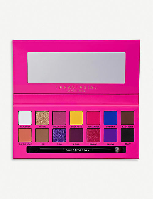 ANASTASIA BEVERLY HILLS Alyssa Edwards eyeshadow palette 0.8g