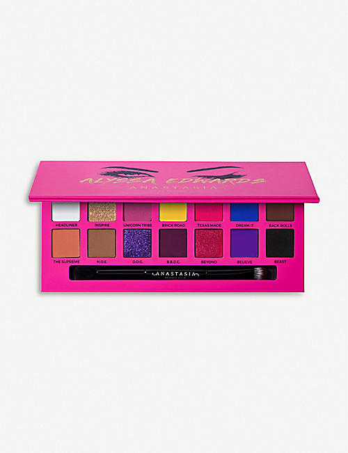 ANASTASIA BEVERLY HILLS: Alyssa Edwards eyeshadow palette 0.8g