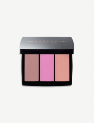 ANASTASIA BEVERLY HILLS Blush Trios powder blusher