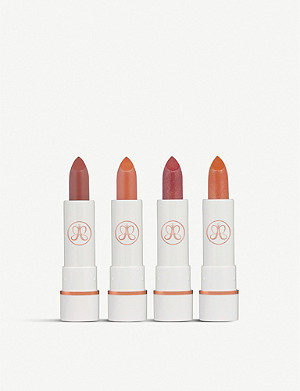 ANASTASIA BEVERLY HILLS Mini matte lipsticks set of four
