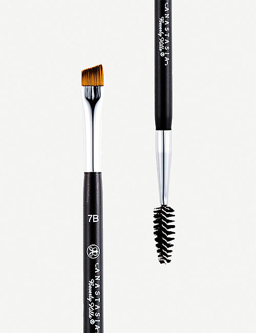 ANASTASIA BEVERLY HILLS Duo Brush #7B eyebrow brush