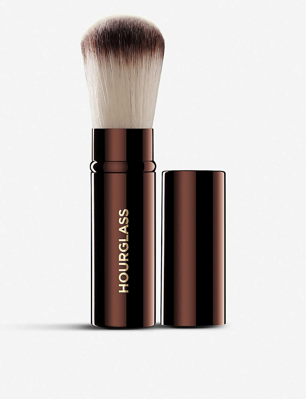 HOURGLASS: Retractable Foundation Brush