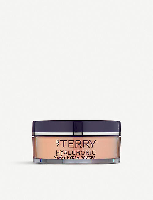 BY TERRY: Hyaluronic Hydra-Powder Tinted Hydra-Care Powder 10g
