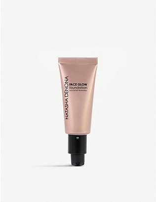 NATASHA DENONA: Face Glow Foundation 30ml