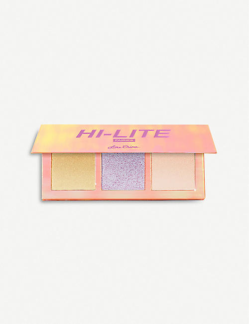 LIME CRIME: Hi-Lite Highlighter Palette 21g