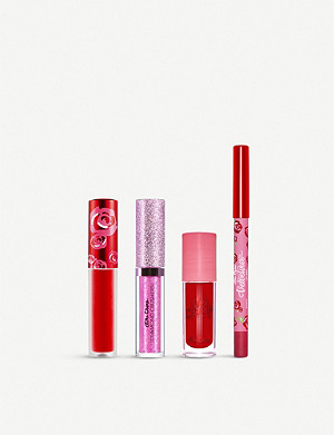 LIME CRIME Best of Lip Holiday Set