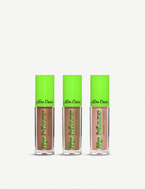 LIME CRIME Blazin' Holiday Mini Lip Blaze Set