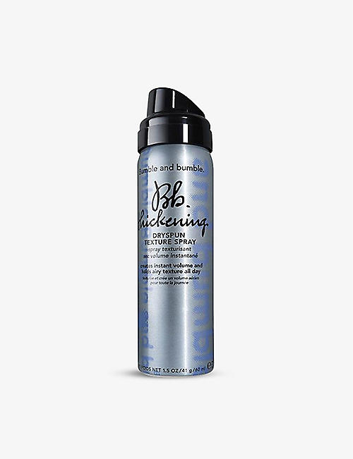 BUMBLE & BUMBLE: Bb. Thickening Dryspun texture spray 41g