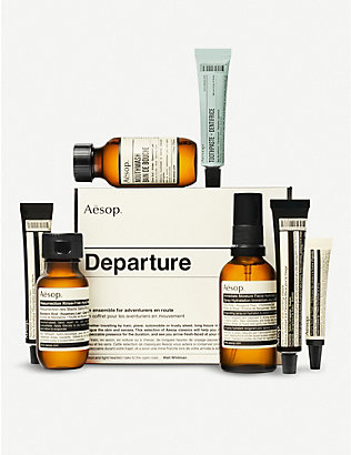 AESOP: Departure travel set