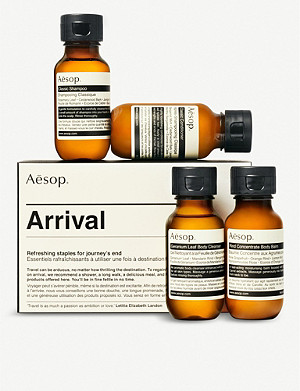 AESOP Arrival travel set