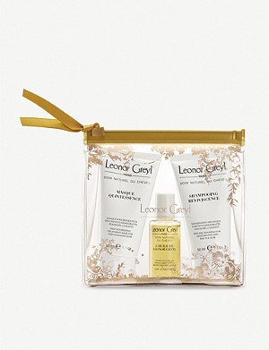 LEONOR GREYL Quintessence travel hair set of three