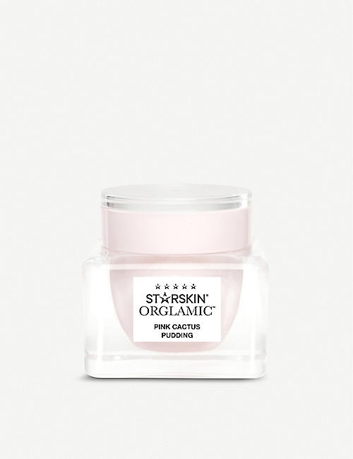 STARSKIN: Orglamic Pink Cactus mini pudding 15ml