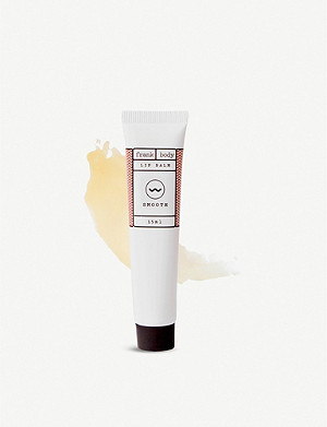 FRANK BODY Smooth lip balm 15ml