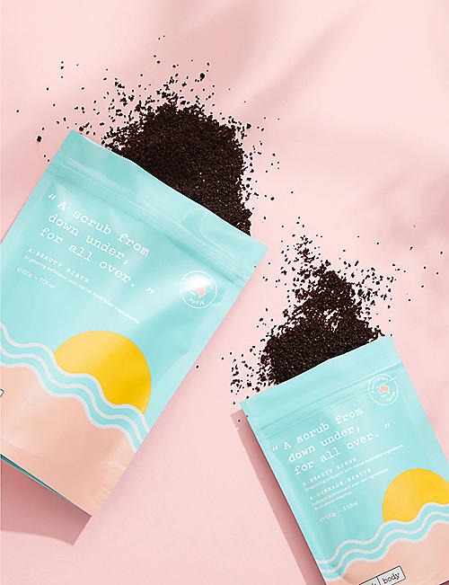FRANK BODY A-Beauty coffee scrub 100g