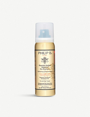 PHILIP B Russian Amber Dry Shampoo 60ml