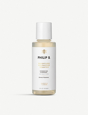 PHILIP B Weightless Volumising Shampoo 60ml