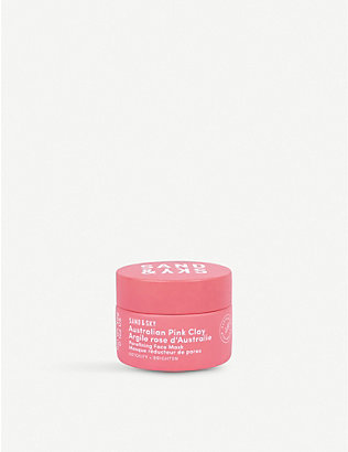 SAND & SKY: Australian Pink Clay Porefining Face Mask 30ml