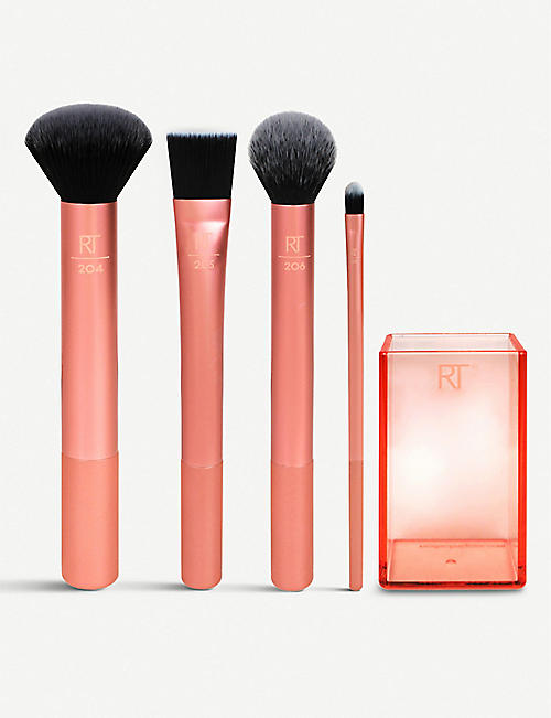 REAL TECHNIQUES: Flawless Base Make-up Brush Set