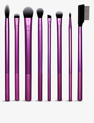 REAL TECHNIQUES Enhanced Eyes Make-Up Brush Set