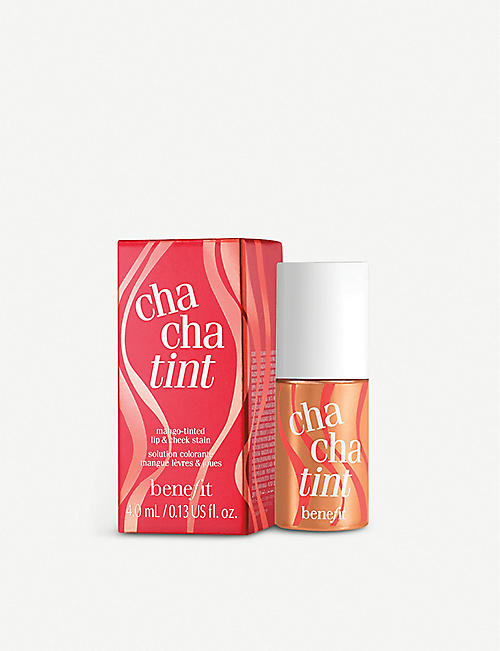 BENEFIT Chachatint Lip and Cheek stain mini 4ml
