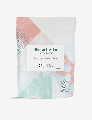 NONE Breathe In Bath Salts 100g
