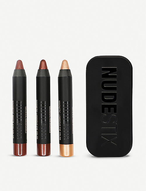 NUDESTIX: Mini Metallic Eye Kit