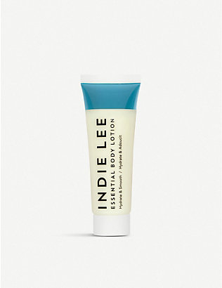 INDIE LEE: Essential body lotion travel size 30ml