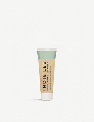 INDIE LEE Brightening facial cleanser travel size 30ml