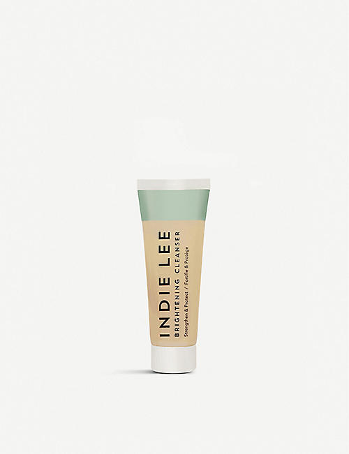 INDIE LEE: Brightening facial cleanser travel size 30ml