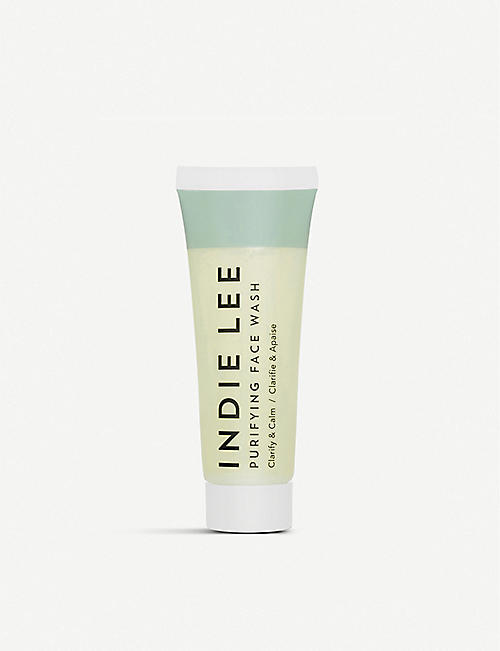 INDIE LEE: Purifying face wash travel size 30ml