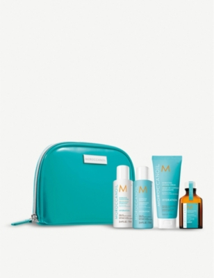 Hydrate Travel Kit by Moroccanoil