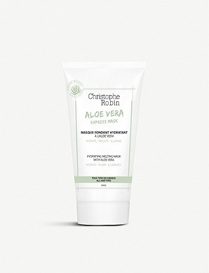 CHRISTOPHE ROBIN Hydrating Melting Mask with Aloe Vera 75ml