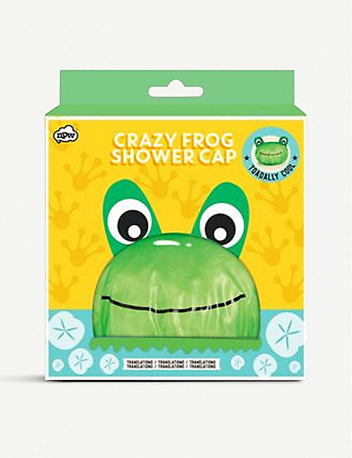 NPW Crazy Frog shower cap