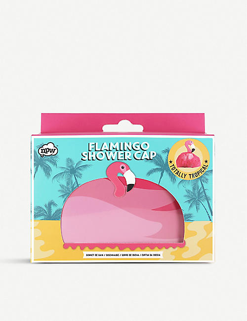 NPW Flamingo shower cap