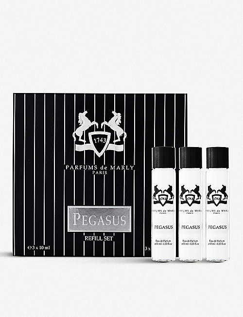 PARFUM DE MARLY Pegasus perfume travel set