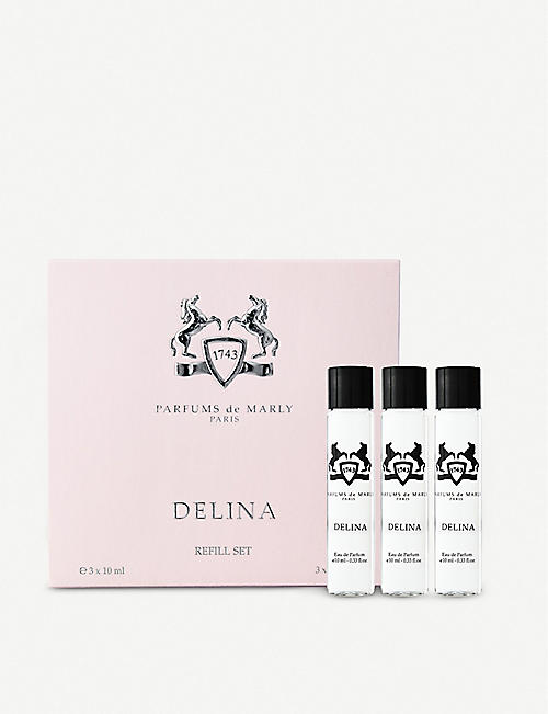 PARFUM DE MARLY Delina perfume travel set